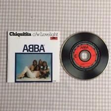 Abba CD Single Card Sleeve Chiquitita / Lovelight