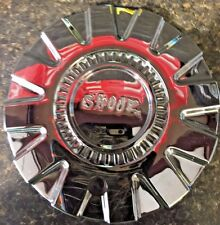 RARE SHOOZ WHEEL CAP WHEEL RIM CHROME CENTER CAP CAP-M285 S612-26- 1 EA