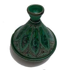 Tajine Tagine decorativo in Terracotta Marocchino Artigianale ø21cm 3110181720