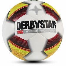 DERBYSTAR Football Children's/Youth HYBER Pro Super Light 290 Size 5 Yellow