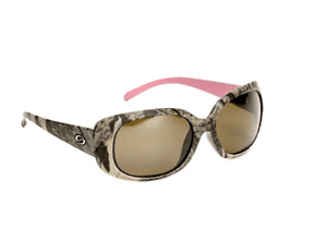 Strike King Mossy Oak / Pink Women's Polarized Sunglasses  New   Item A1