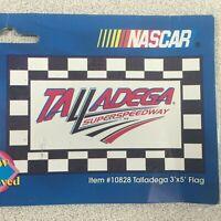 Talladega Super Speedway 3' x 5' NASCAR Flag Banner BSI Products