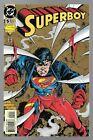 Superboy #5 (Jun, 1994) by Karl Kesel & Tom Grummett VF/NM 9.0