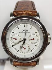 Orologio Oris SwissMade Data Completa 35mm Automatico Vintage Scontatissimo New