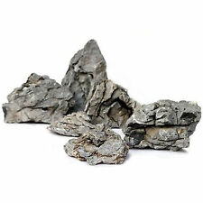 Seiryu Rock Textured Natural Aquarium Mini Landscape Decoration Ornament Aquatic