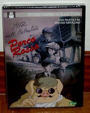 PORCO ROSSO DVD PRECINTADO NUEVO MANGA ANIMACION HAYAO MIYAZAKI (SIN ABRIR) R2