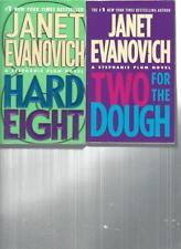 JANET IVANOVICH - HARD EIGHT - A LOT OF 2 BOOKS