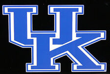 "KENTUCKY WILDCATS  AUTO GLASS DECAL STICKER 4"" X 5"" INDOOR OUTDOOR"