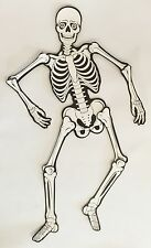 10 SKELETONS ! MOVABLE ARMS AND LEGS !  HALLOWEEN OR DIA DE LOS MUERTOS  !