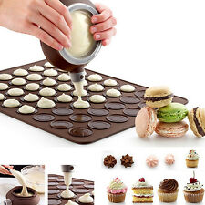 Macaron Bake Decorating Tips Pot Pastry Cream Cake 4 Piping Nozzles Set Dulcet