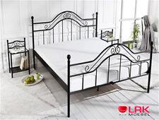 Homestyles Metallbett weiß 140 X 200 Cm