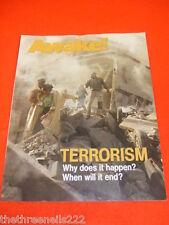 AWAKE! - TERRORISM - JUNE 2011