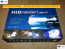 H4 HID Hi & Lo Kit 55W Mazda BT-50 BT 50 Bravo Tribute Ford Courier