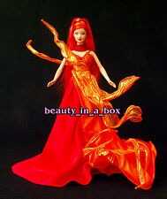 Dancing Fire Barbie Doll - Displayed