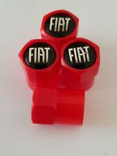 Fiat Vanne Capuchons Anti-Poussière Plastique Non stick toutes les voitures motos 7 Couleurs Rouge Panda Punto