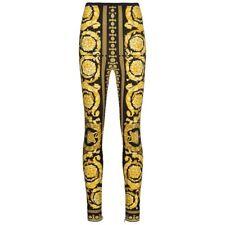 Versace Tribute Baroque Leggings Pants  NEW