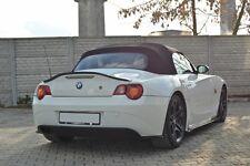 Spoiler approche Heckspoiler Black pour BMW z4 e85 M spoiler faîtages spoiler