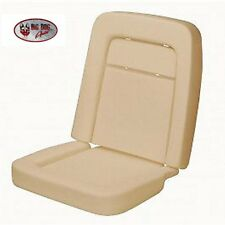 Replacement Low Back Bucket Seat Foam for 1968 - 69 Mustang Coupe