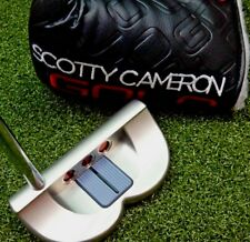 "MINT! Scotty Cameron GOLO 6 Mallet Putter Right Hand 33"" + Head Cover"