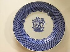 "The Spode Blue Room Collection ""Portland Vase"" Dinner Plate, 10 1/4"" Diameter"