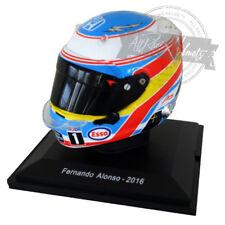 Spark Editions 1:5 Scale McLaren Honda Team Fernando Alonso 2016 Helmet Casco