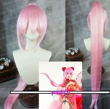 Vocaloid miku Megurine Luka Cosplay Anime Party Hair Wig