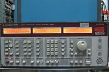 Rohde Amp Schwarz Ramps Smhu58 Signal Generator 100khz 4320mhz