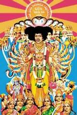 "Jimi Hendrix Art Poster Axis Bold As Love   24"" x 36""  #48562"