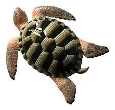 Tropical Sea Turtle Beach Tiki Bar Nursery Kid Decor 8 inch Wall Decor Stw01