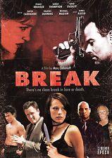 Break DVD Region 1, NTSC