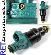 Einspritzdüse BOSCH 0280150443 FIAT Coupe Marea 2,0 20 V gereinigt & geprüft