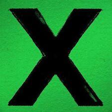 ED SHEERAN X CD NEW SEALED