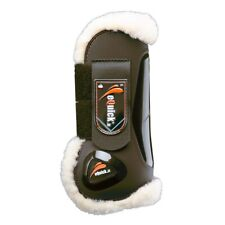 eQuick eLight Klett No Kill Gamasche Front