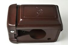 Seagull Twin Lens Reflex Leather Camera Case