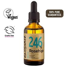 Naissance Rosehip Seed Oil 50ml Soothing Hydrating Vegan Friendly