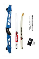 """Core Silhouette Adult Recurve Take Down Bow. 68"""" Length. 24lb draw FREE POSTAGE"""