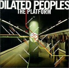 Dilated Peoples The Platform (CD, May-2000, Capitol)