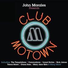 John Morales Presents Club Motown - Various Artists (NEW 2CD)