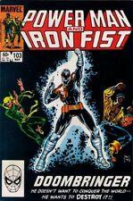 Powerman & Iron Fist (Vol 1) # 103 (NrMnt Minus (NM Marvel Comics AMERICAN
