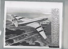 Delta Airlines Convair Model 880 Golden Arrow artistic impression 1956 photo