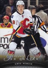 2011-12 Upper Deck Young Guns UD Canvas RC - Greg Nemisz #C92