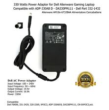 AC Adapter - Power Supply Charger for Alienware M18x GTX 860M Series