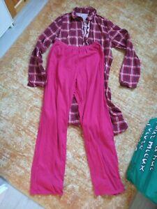 Calida Nachthemd + Schlafanzug Hose S