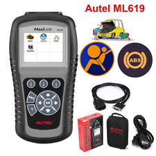 Autel MaxiLink ML619 OBDII CAN Bus Diagnose-Gerät ABS/SRS wie AL619 Code Reader