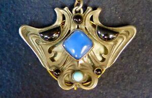 Art Nouveau Period Chatelaine Accessory