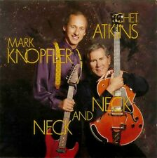 CHET ATKINS & MARK KNOPFLER Neck And Neck CD BRAND NEW