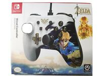 Manette Filiaire Nintendo Switch - The Legend of Zelda Breath of the Wild- Link