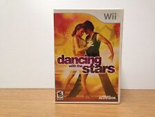 ** Dancing with the Stars ~ Nintendo Wii ~ Brand New and Factory Sealed