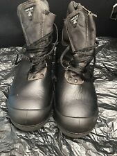 FORMA LEATHER BOOTS Steel Toe Cap Rubber Sole Lace Up Size EU47, UK 12, Germany