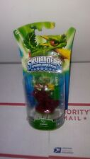 Skylanders Spyro's Adventure: Crystal Clear Red Camo Figure. Excellent Condition